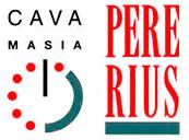 Cava Masia Pere rius Logo